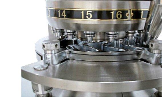 Tablet press tooling system