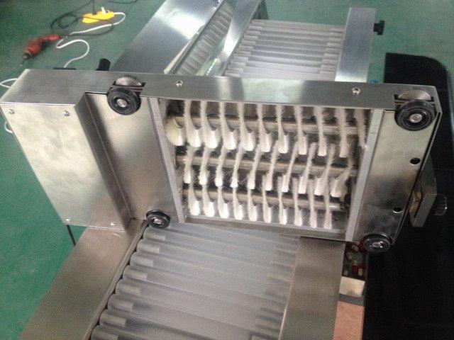 Section of conveyor belt system