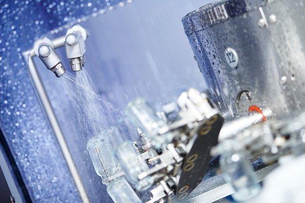 Sterelizing vial