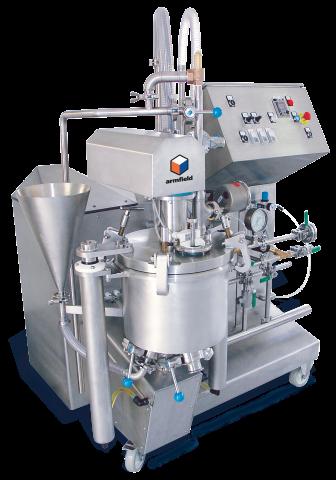Muilti functional laboratory mixer