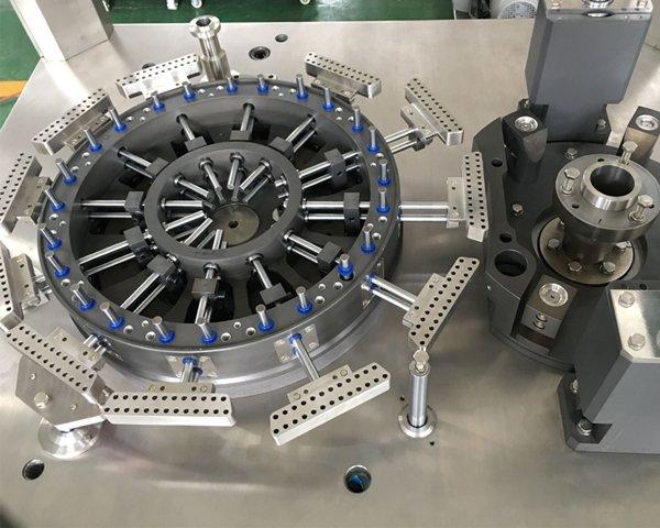 MagnaFill CF210 Capsule Filling Machine-11