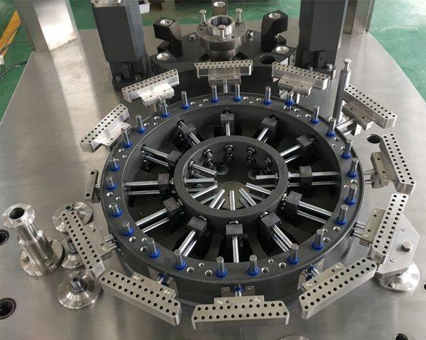 MagnaFill CF210 Capsule Filling Machine-8