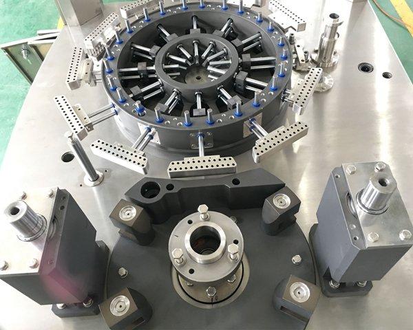 MagnaFill CF210 Capsule Filler-9