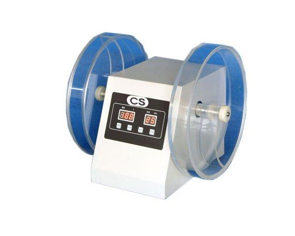 Tablet friability testing machine