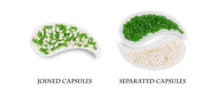 Empty vegetable capsules