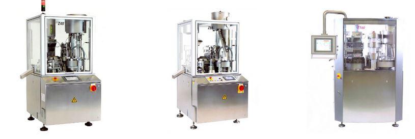 Dosator capsule filling machine
