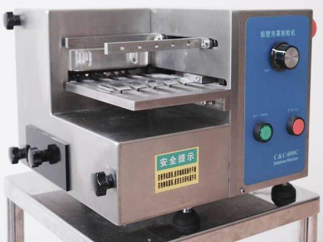High quality deblistering machine