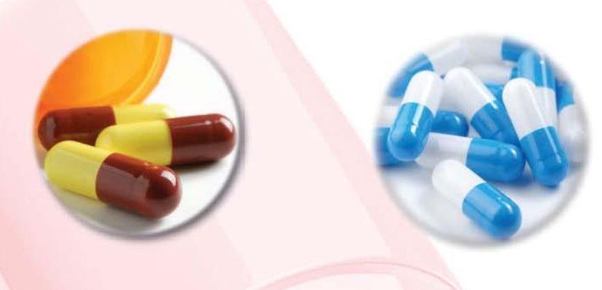 Acid resistant capsules