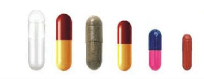 Types of capsules