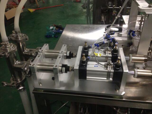 Mask sealing platform