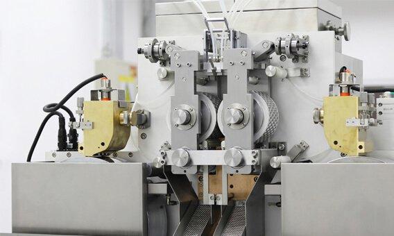 Softgel-Manufacturing-Line