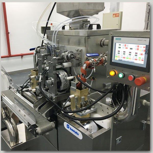 softgel machine details