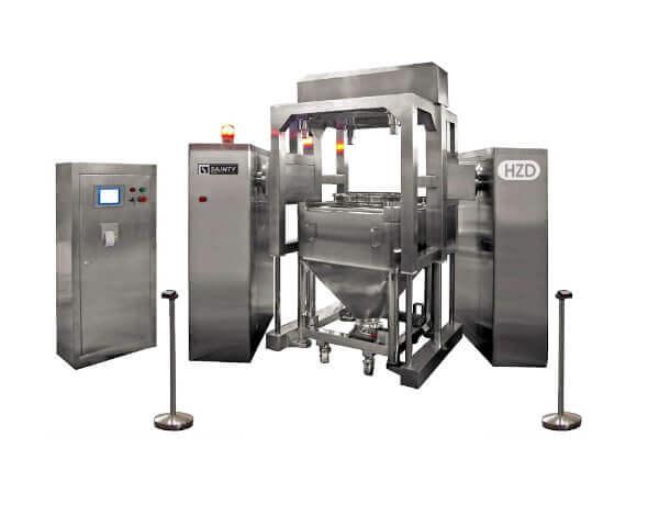 IBC Blending system