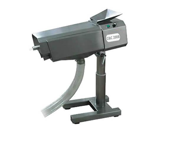 Tablet deduster equipment