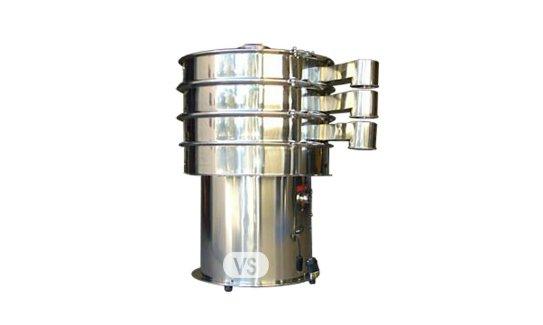 Multi deck vibratory sifter