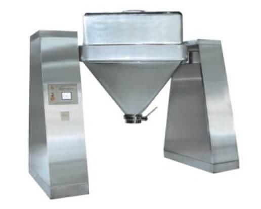 Pharmaceutical mixing machine