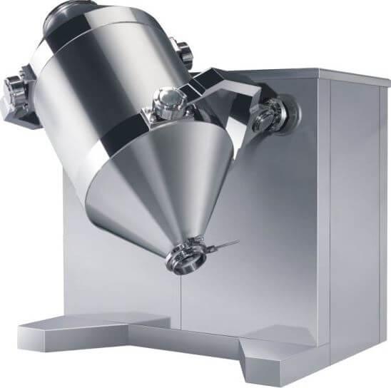 Multi directional mixer