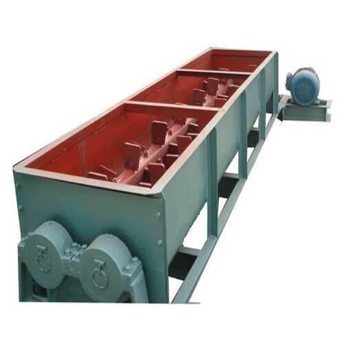 Paddle mixer machine