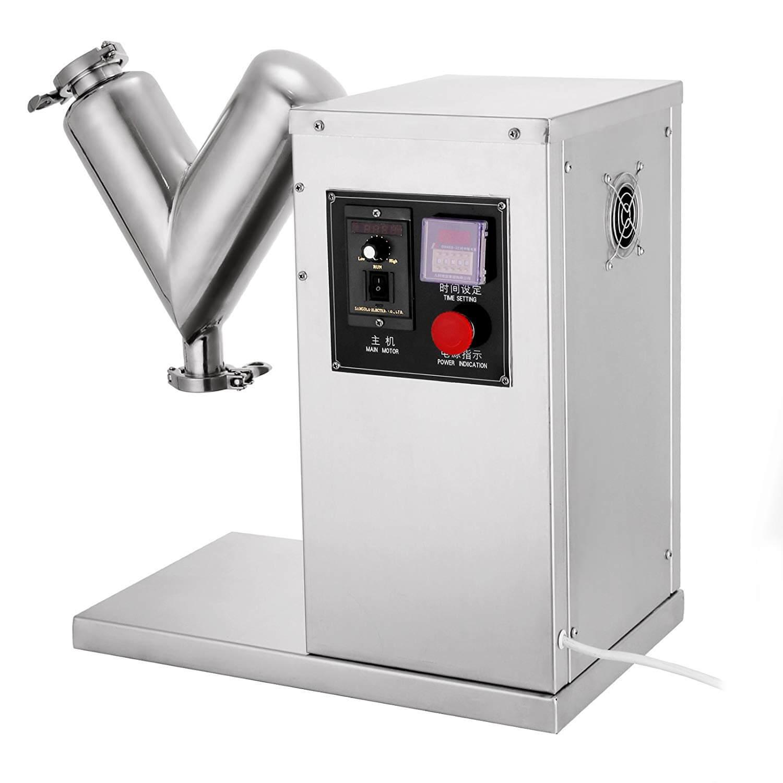 portable V mixer