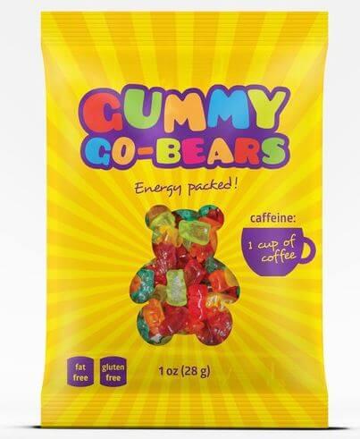 Gummy packaging