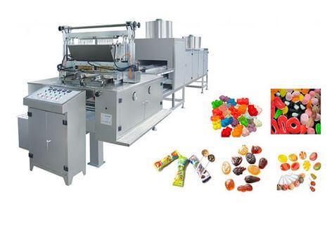 Jelly making equipment