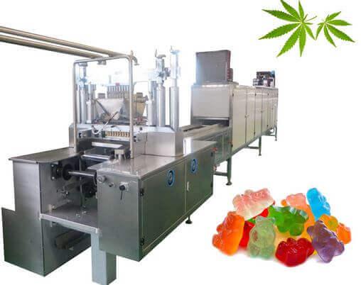 Gummy making equipment