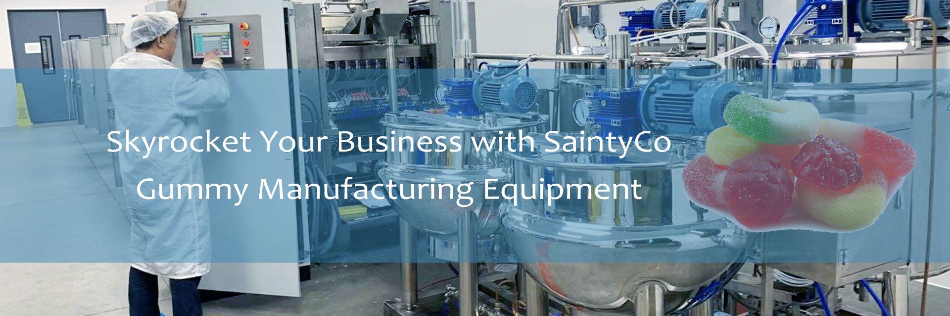 gummy making machines