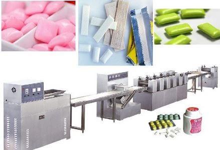 Figure 1 Chewing gum making machine