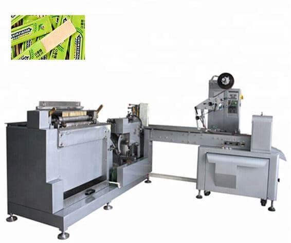 Figure 2 Chewing gum making machine