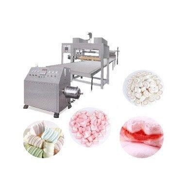 Marshmallow making machine