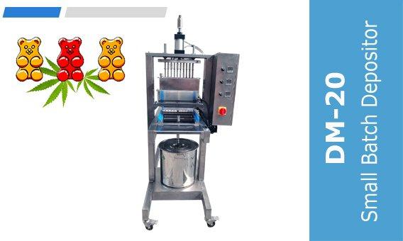 DM-20 Gummy Depositing Machine