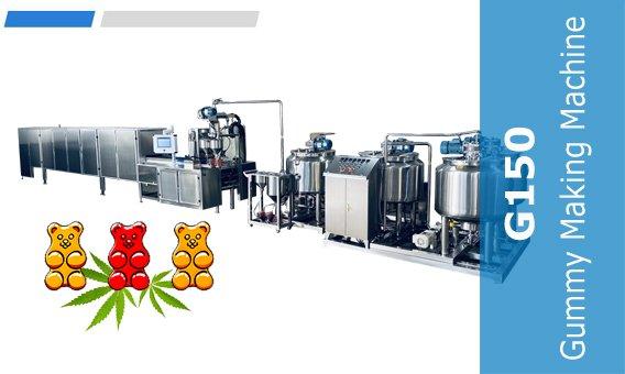 G150 Automatic Gummy Production Equipment