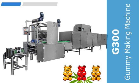 G-300 Automatic Gummy Production Equipment