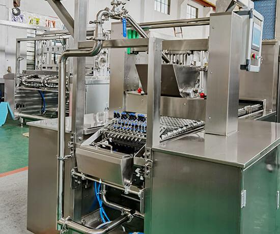 G80 gummy machine details