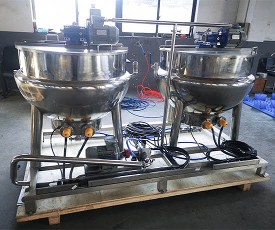 Gummy Production Equipment