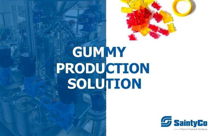 gummy manufacturing line