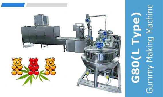 G-80-Automatic-Gummy-Production-Equipment
