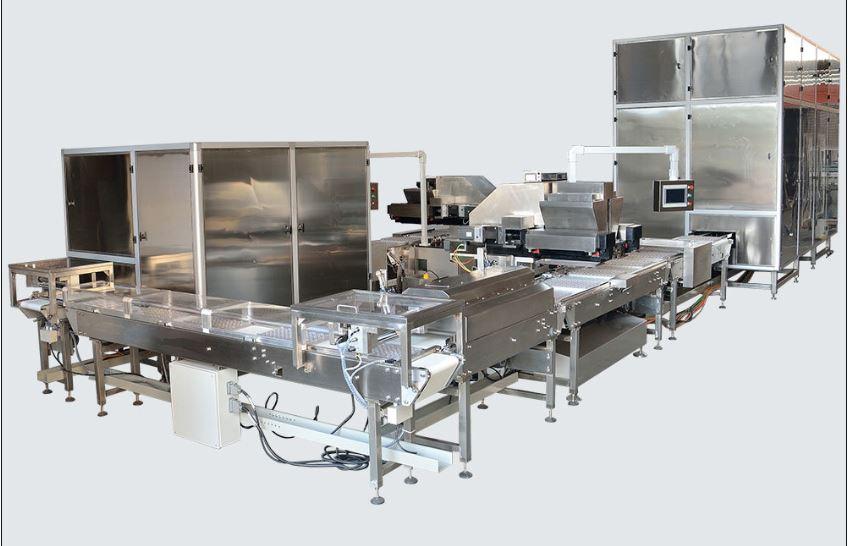 Automatic Chocolate Manufacturing Machine