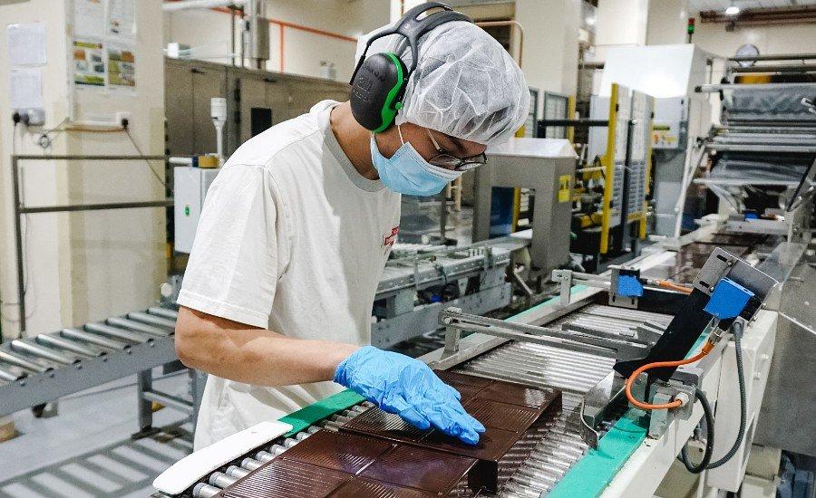 Chocolate Production Line