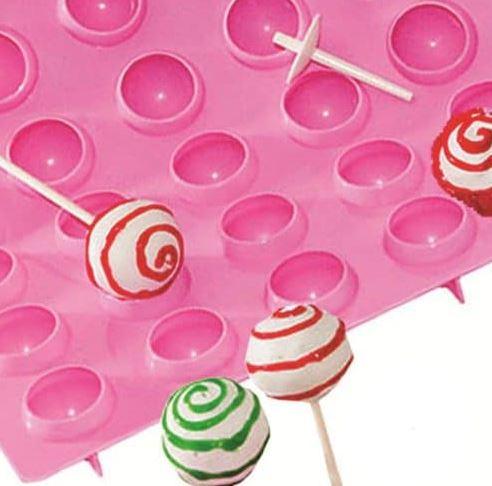 Layered hard candy