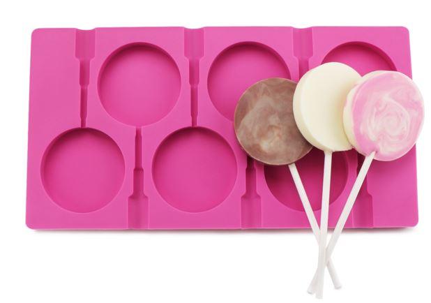 Lollipop hard candy
