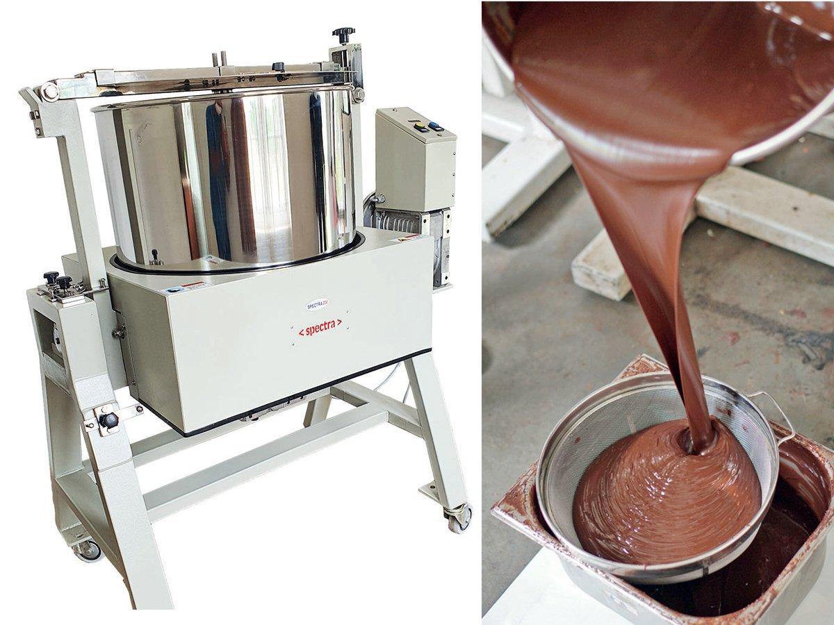 Choclate Grinding Machine