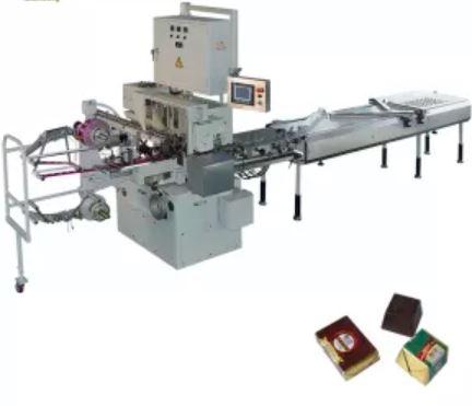 candy fold wrapper machine