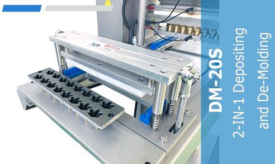 DM-20S 2-IN-1 Depositing and De-Molding
