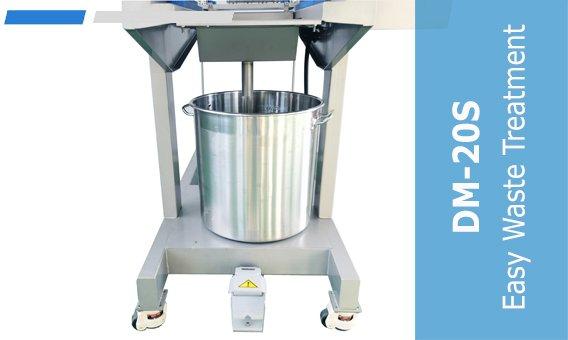 DM-20S Easy Waste Treatment