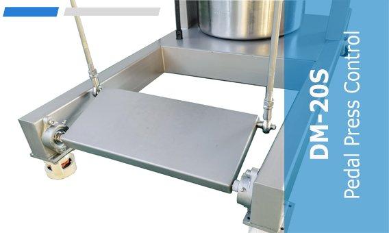 DM-20S Pedal Press Control
