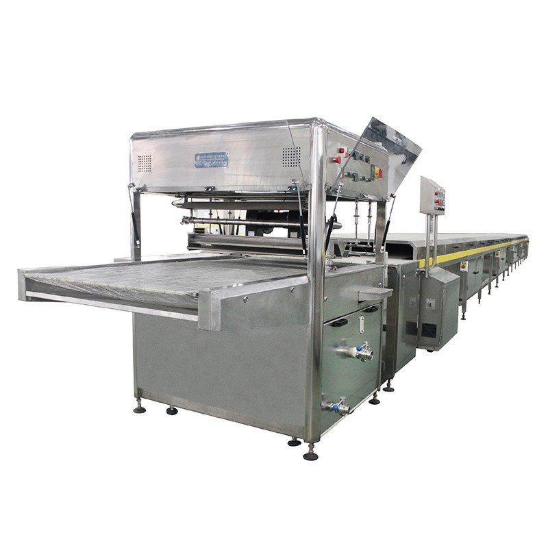 Batch Rotary Conching Machine
