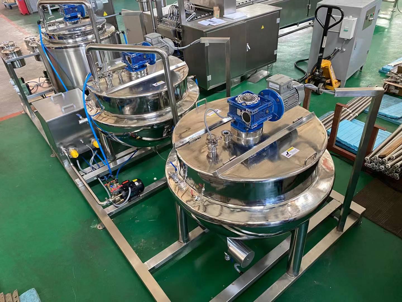 G80 gummy machine manufacturing-