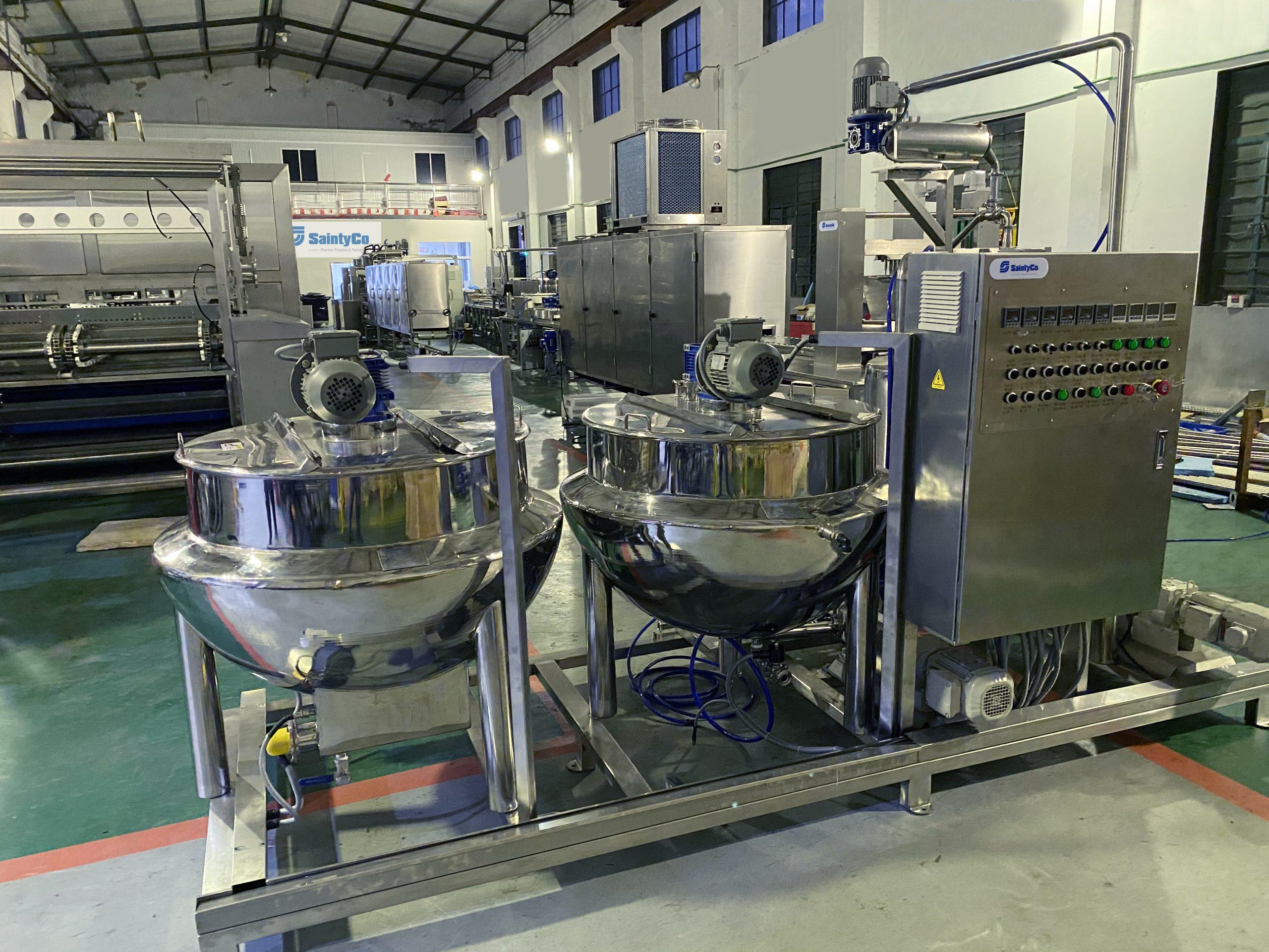 gummies machinery-